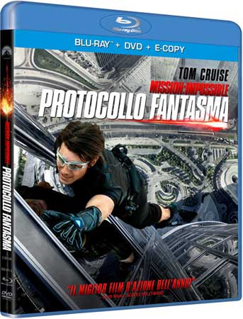 Mission: Impossible - Ghost Protocol (2011) .avi BDRip AC3 - ITA
