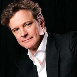 Colin Firth in alto mare