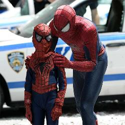United Colors of Spider-Man