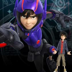 Big Hero 6 , il teaser trailer