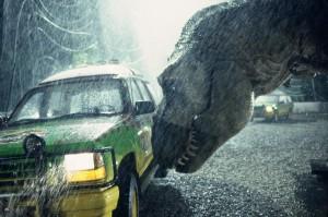 Il T-Rex di Jurassic Park (1993)