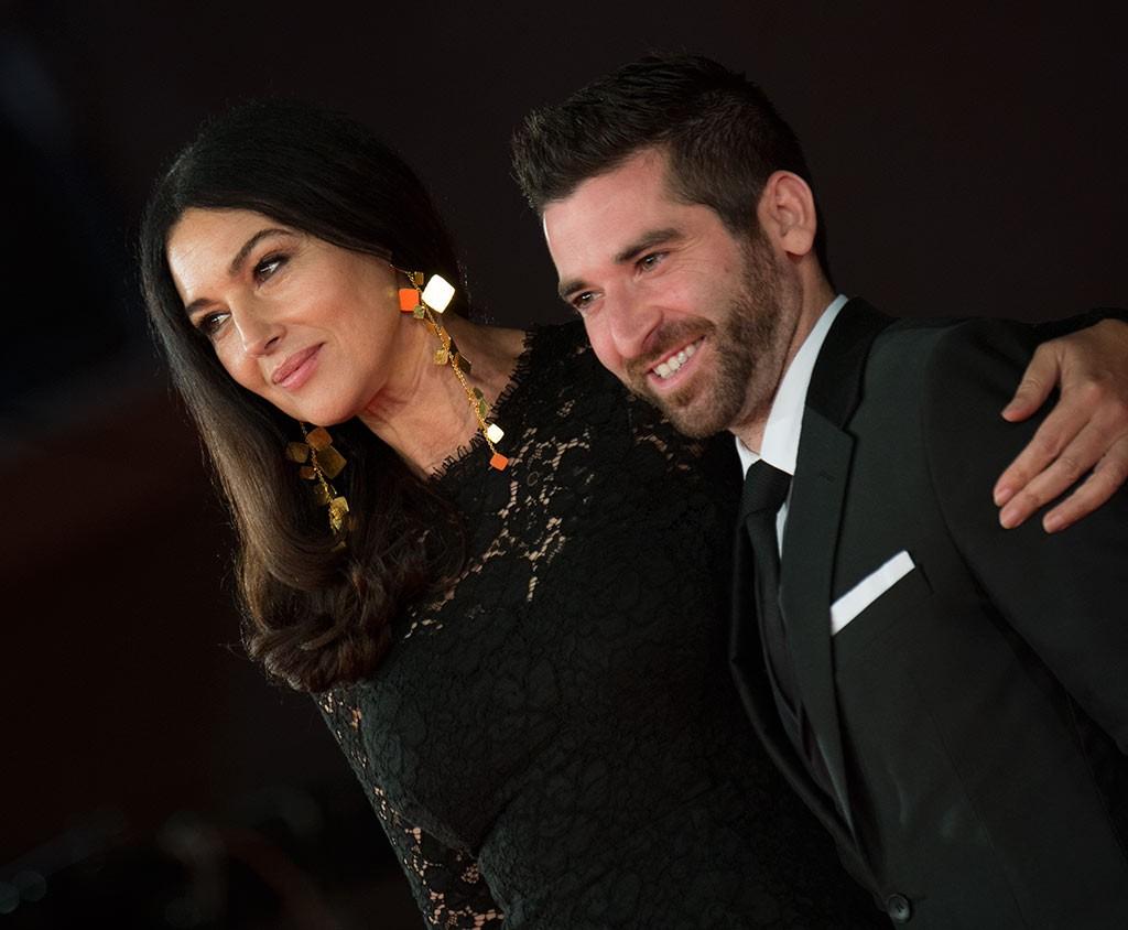 Monica Bellucci e Guy Edoin