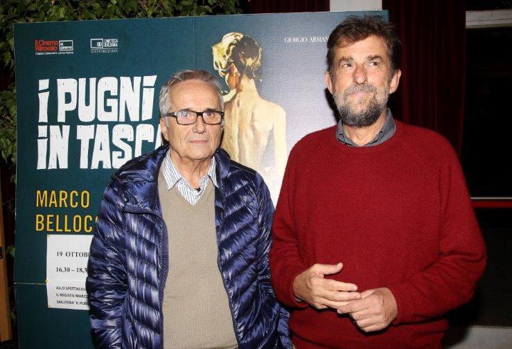 Marco Bellocchio Nanni Moretti 1