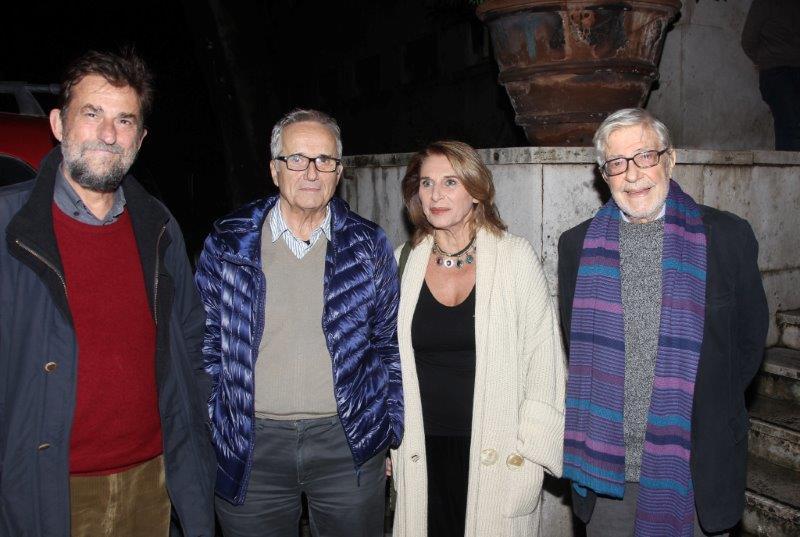 Nanni Moretti Marco Bellocchio Paola Pitagora Ettore Scola