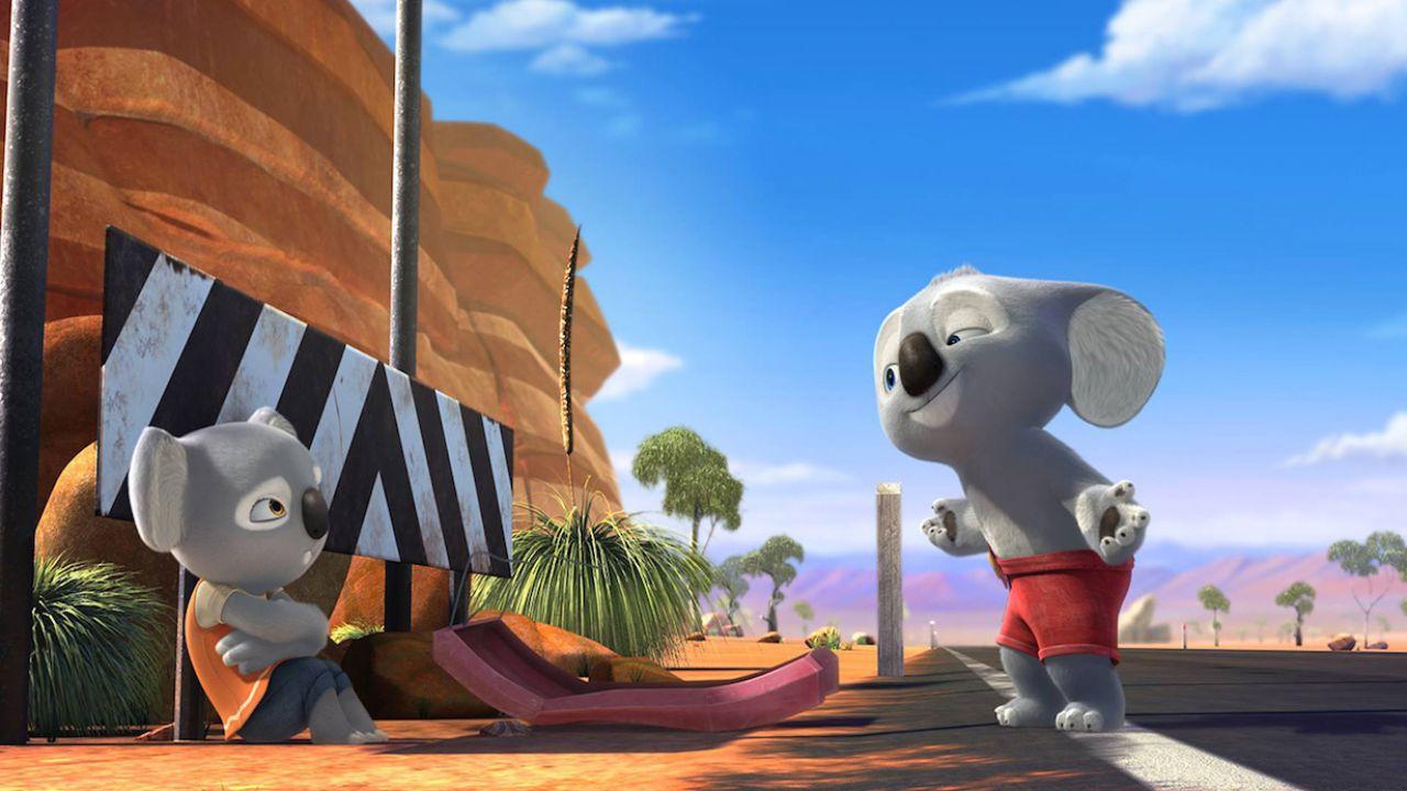 Billy il koala cinematografo
