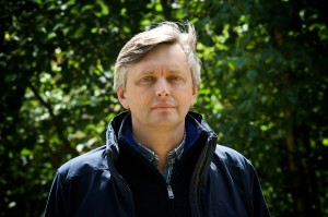 Il regista Sergei Loznitsa
