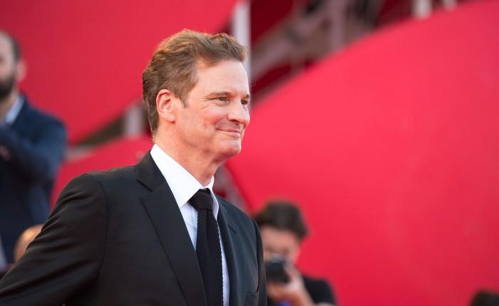 Nastro europeo a Colin Firth