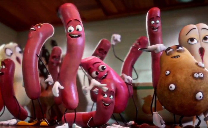 Sausage party cinematografo