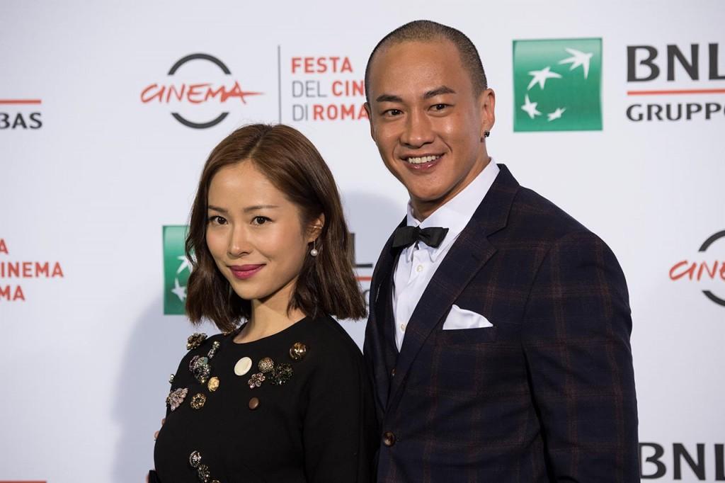Peter Yun Tung Ho e Jiang Yiyan