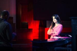 Sabrina Ferilli in Omicidio all'italiana