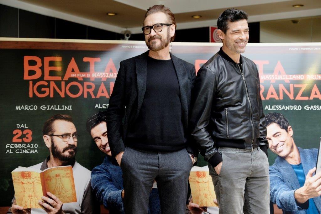 PHOTOCALL DEL FILM beata ignoranza (52)