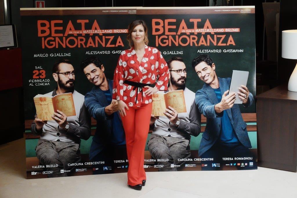 PHOTOCALL DEL FILM beata ignoranza (63)