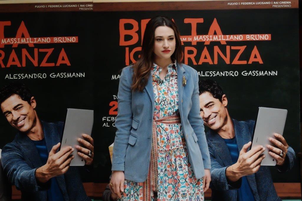 PHOTOCALL DEL FILM beata ignoranza (65)