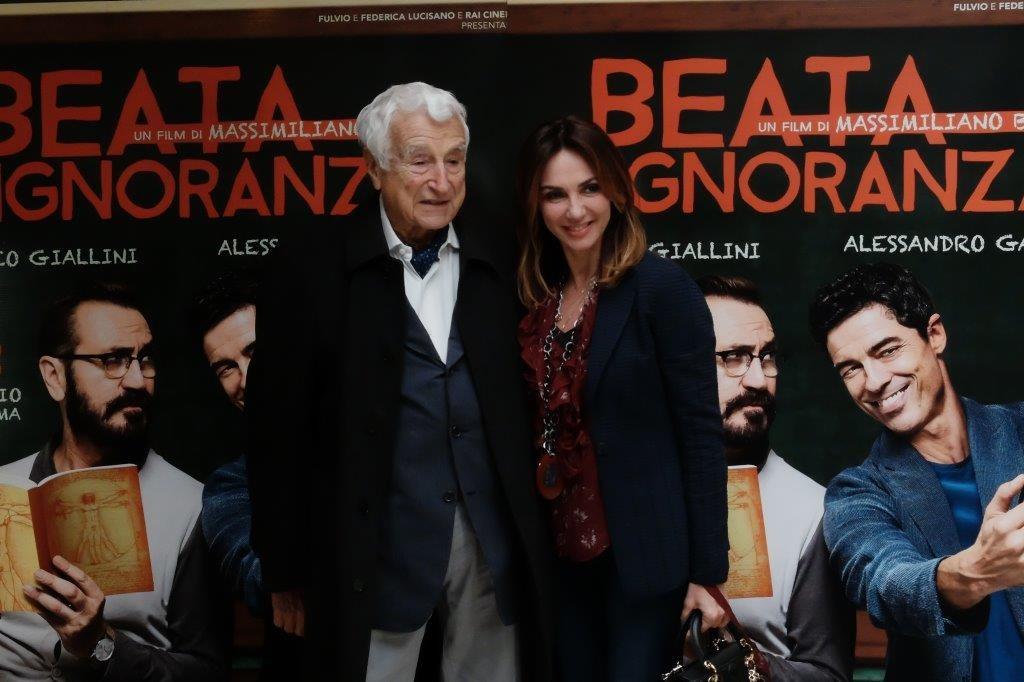 PHOTOCALL DEL FILM beata ignoranza (74)