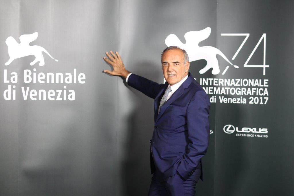 Alberto Barbera - Foto Pietro Coccia