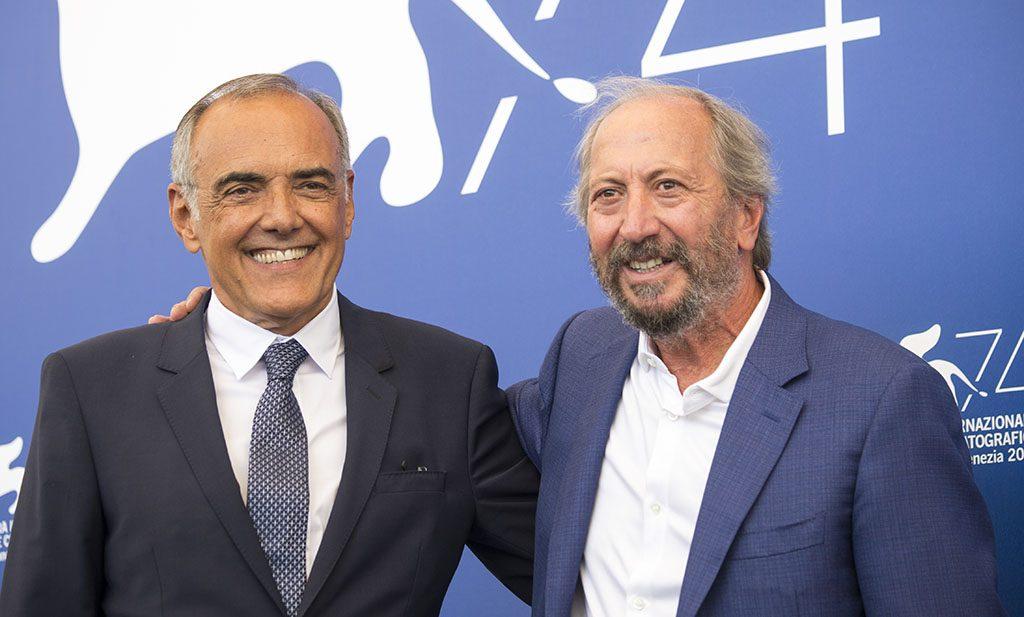 Giuseppe Piccioni e Alberto Barbera