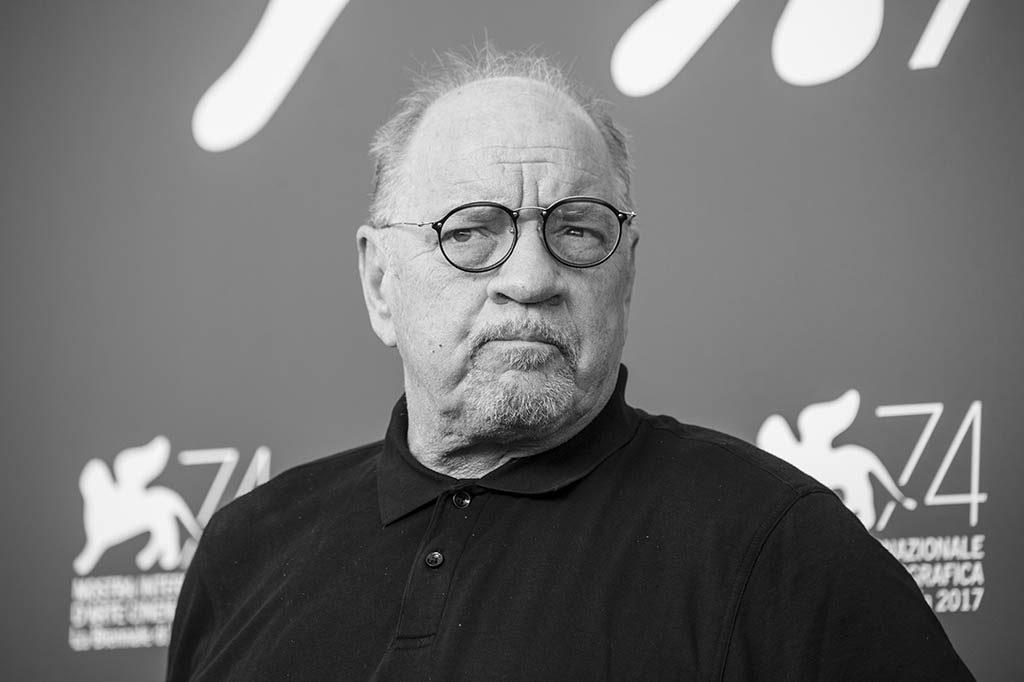 Il regista Paul Schrader