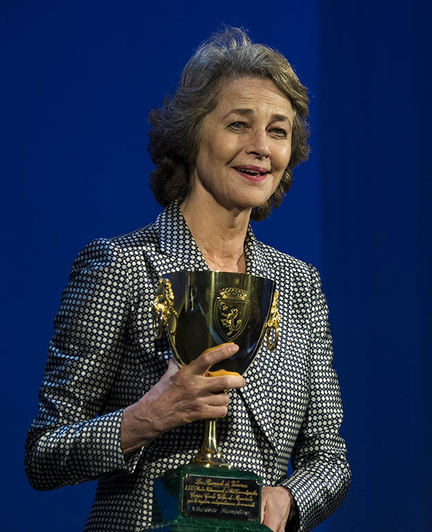 Coppa Volpi per la miglior interpretazione femminile a Charlotte Rampling