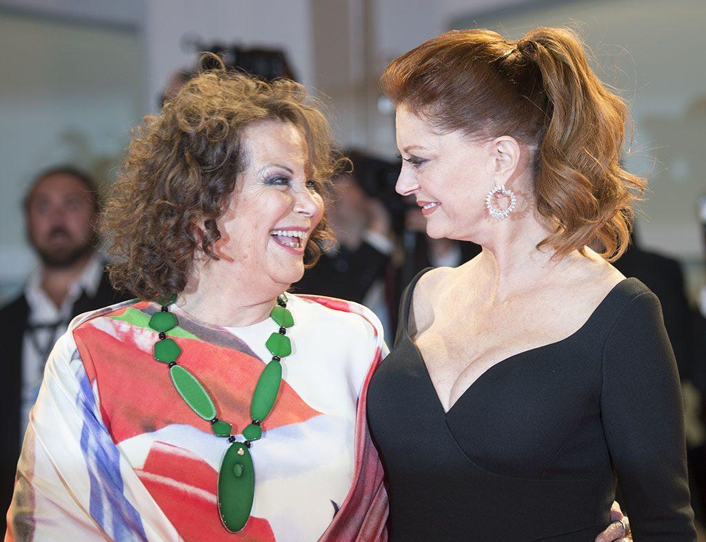 Susan Sarandon e Claudia Cardinale