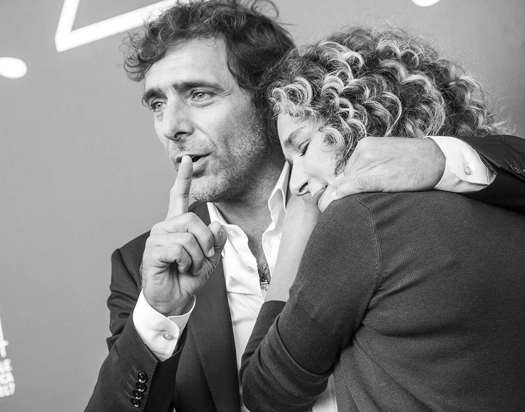 Adriano Giannini e Valeria Golino