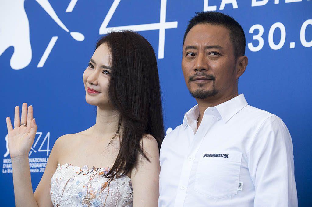 Ha Ji-won e Zhang Hanyu