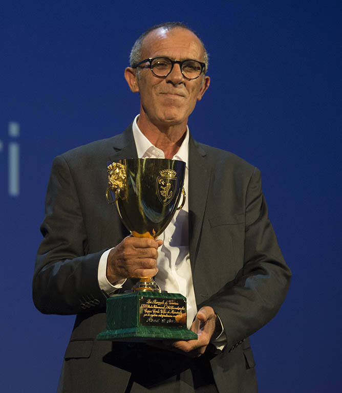 Coppa Volpi per la miglior interpretazione maschile a Kamel El Basha
