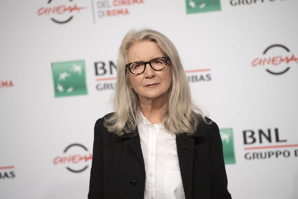 La regista Sally Potter