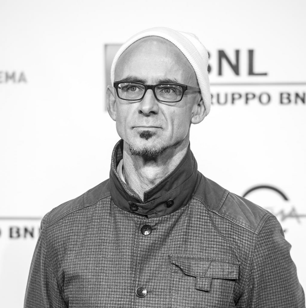 Lo scrittore Chuck Palanhiuk