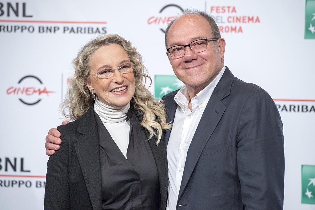 Eleonora Giorgi e Carlo Verdone