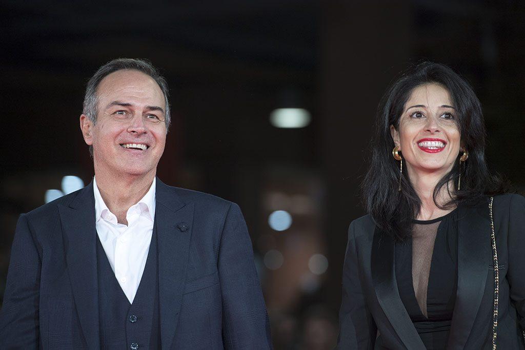 Antonio Cabrini e sua moglie