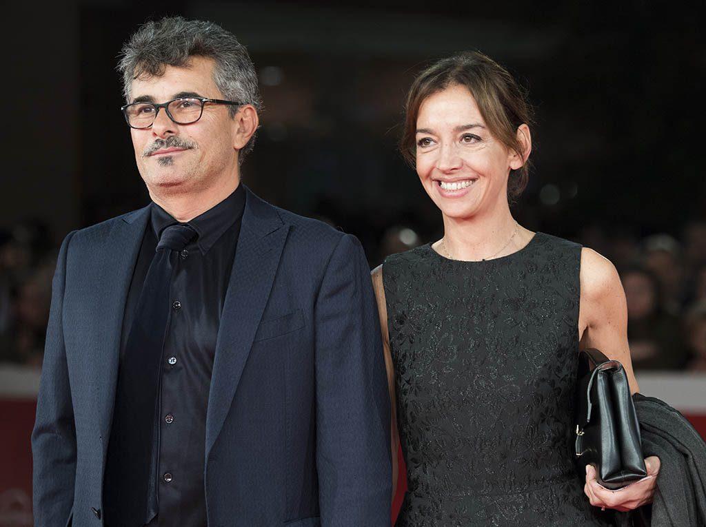 Paolo Genovese e sua moglie