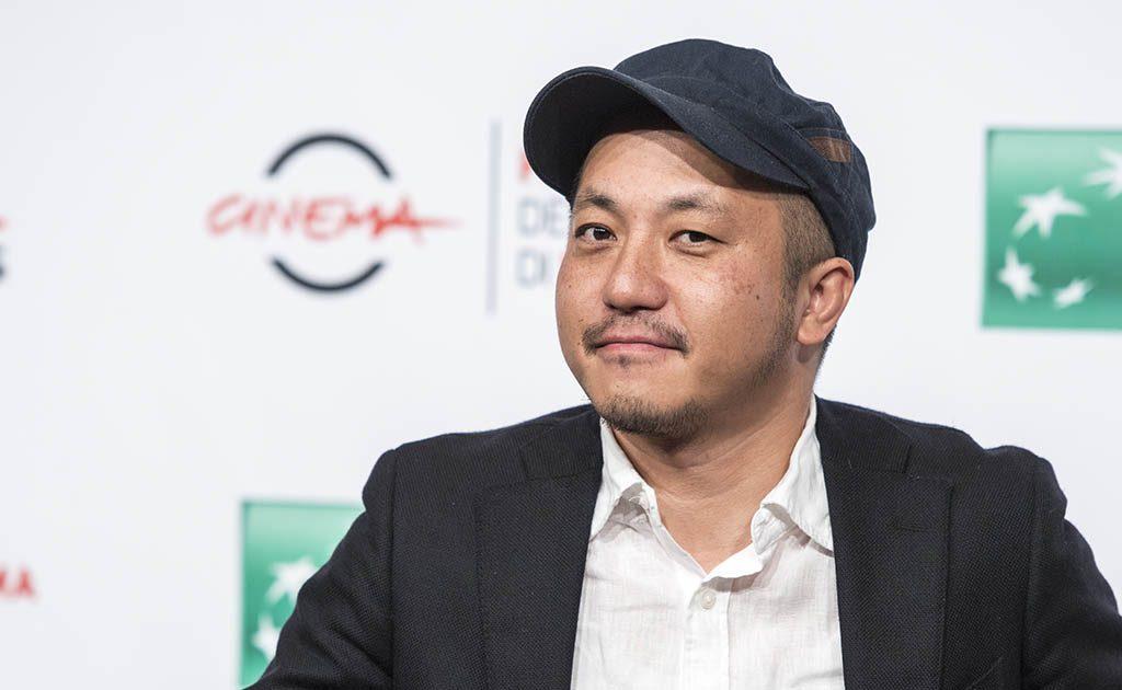 Il regista Kazuya Shiraishi