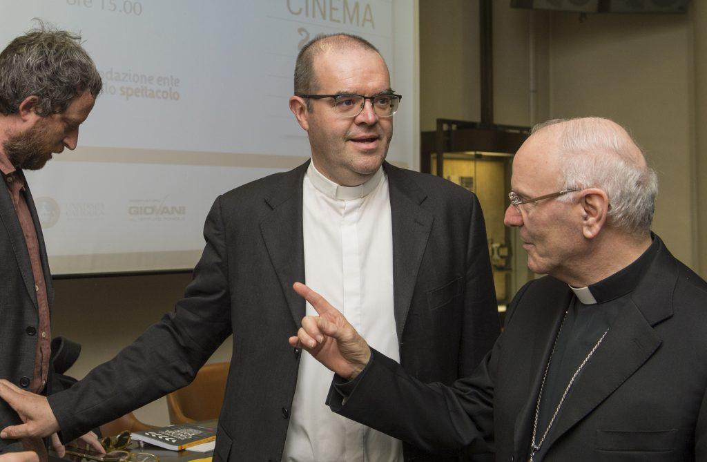 Davide Milani Nunzio Galantino