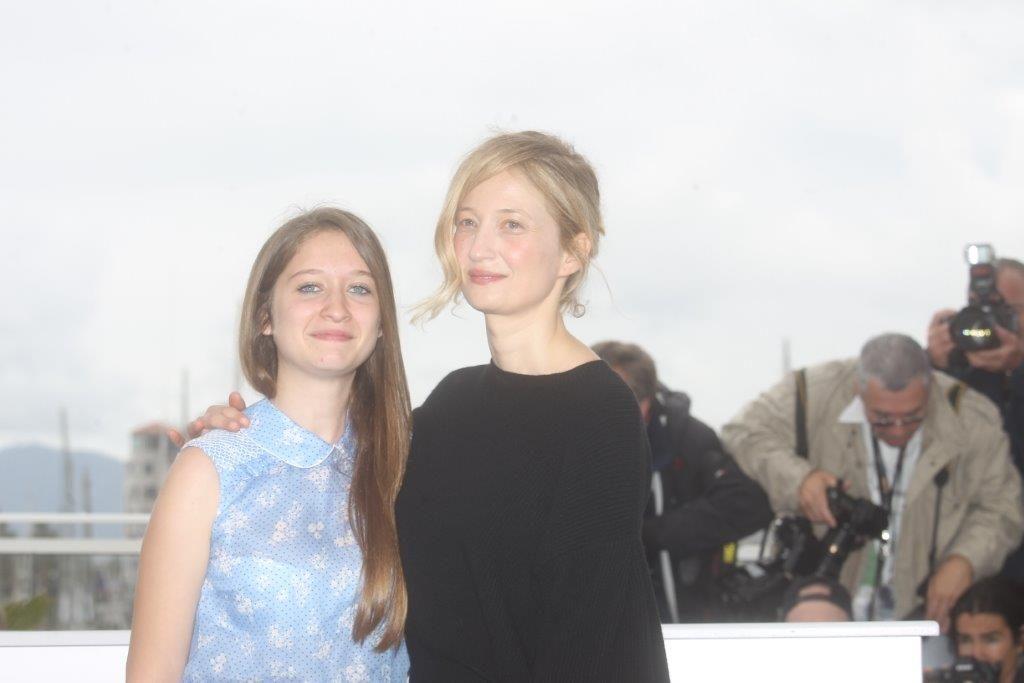 Agnese Graziani e Alba_Rohrwacher