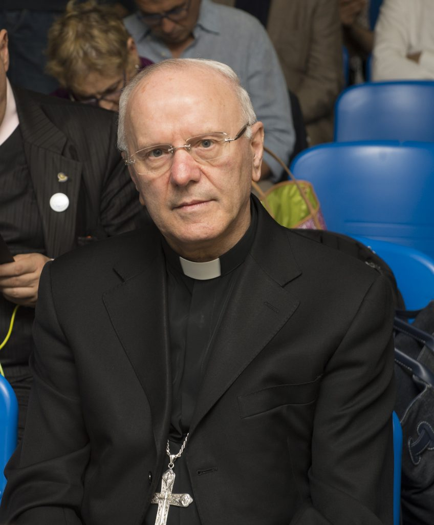 Mons. Nunzio Galantino_ Segretario Generale CEI_