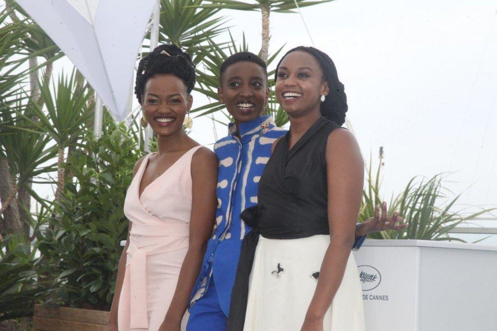 Sheila Munyiva, Samantha Mugatsia, Wanuri Kahiu