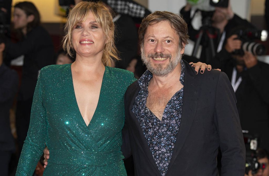 Matthew Amalrick e Emmanuelle Seigner