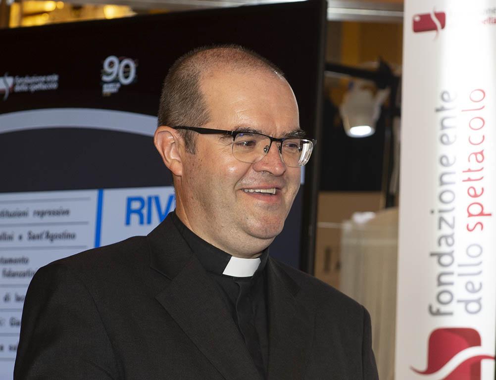 Monsignor Davide Milani