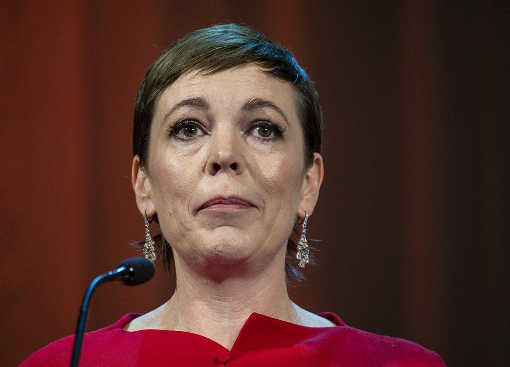 Olivia Colman Coppa Volpi Femminile