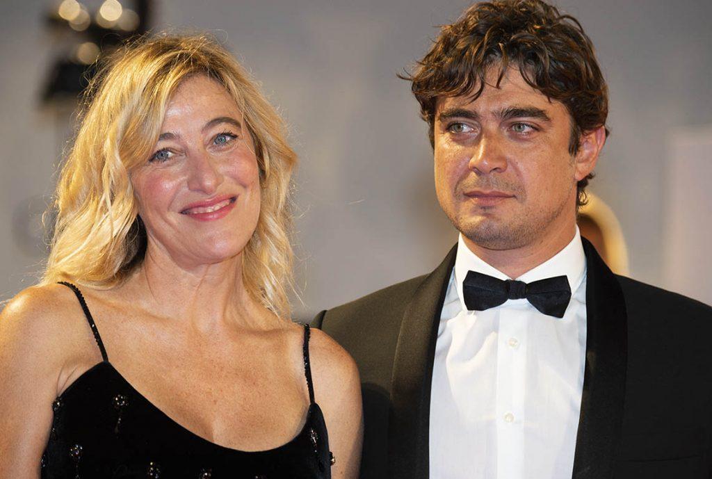 Valeria Bruni Tedeschi e Riccardo Scamarcio