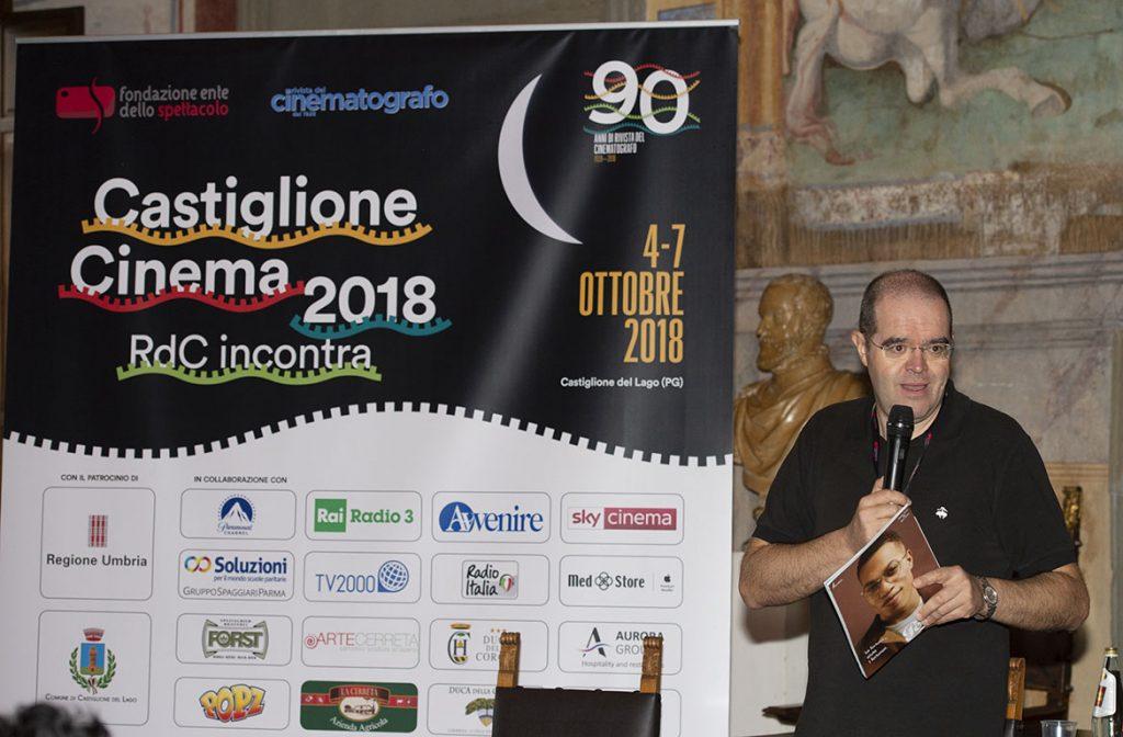 Castiglione del lago Cinema 2018
