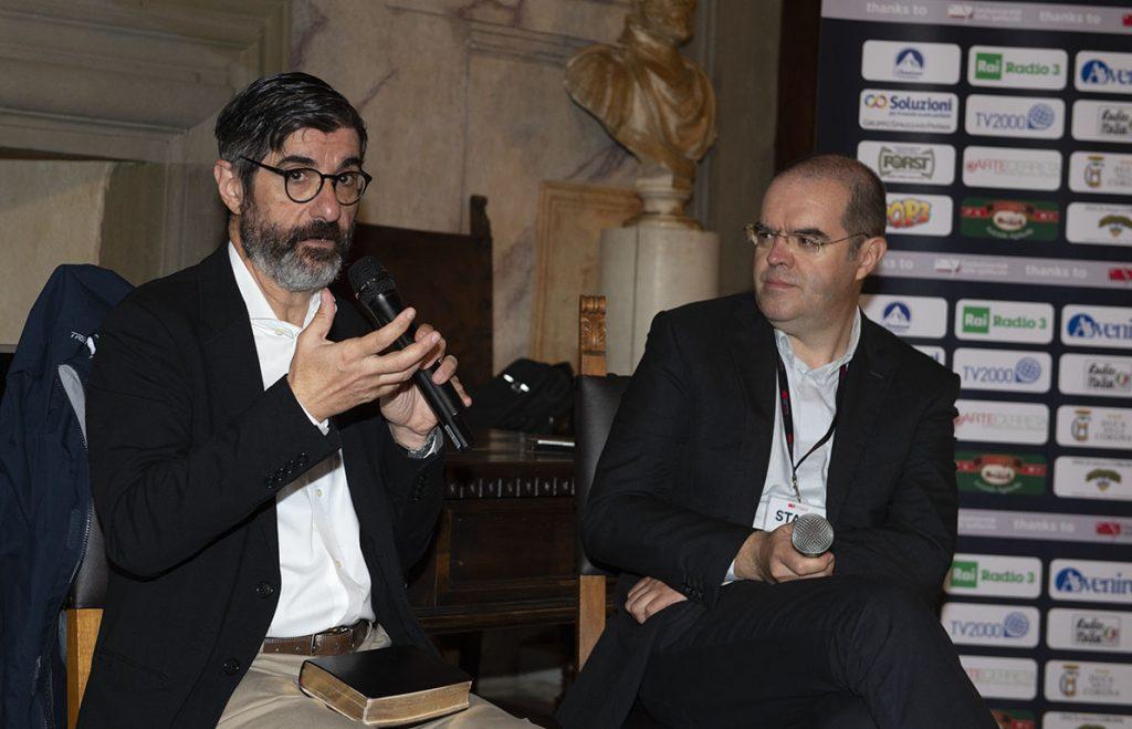 Gianni Riotta e Davide Milani