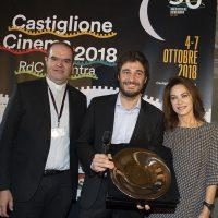 Castiglione Cinema 2018 La premiazione
