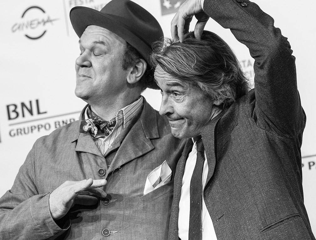 John C. Reilly e Steve Coogan