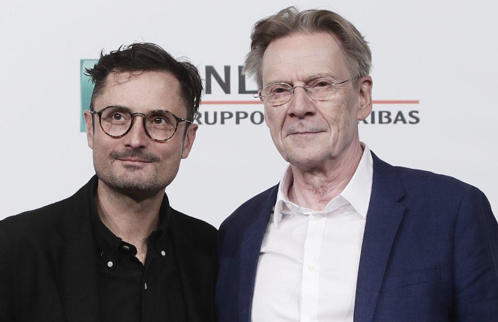 Michael Noer e Jesper Christensen