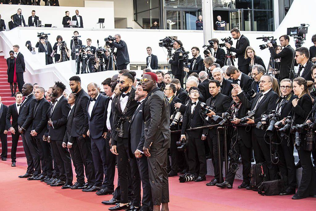 Red Carpet Les Miserables