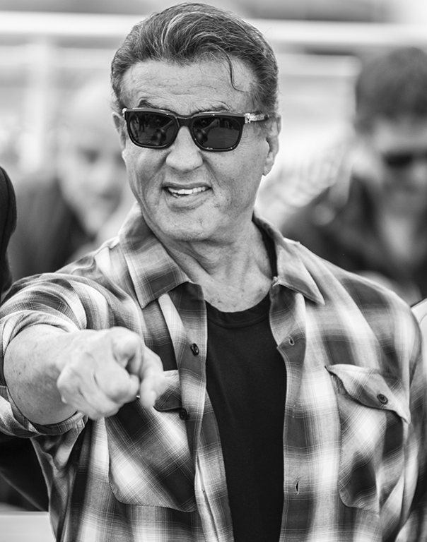 Sylvester Stallone & Rambo V
