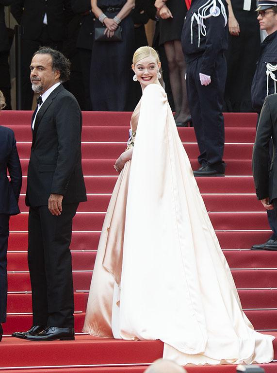 Red carpet inaugurale