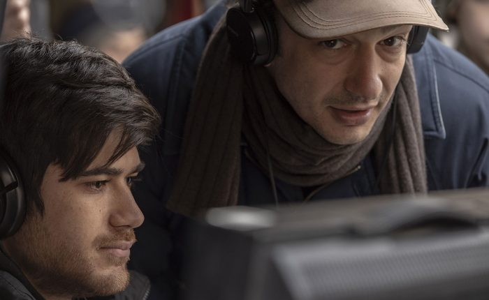 Giacomo Mazzariol a Movie Mag