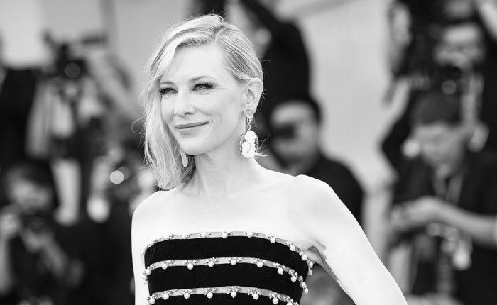 Parla Cate Blanchett